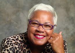 Author Sharon G. Flake attended Sisters & Friends Getaway in 2014 and discussed her journey as an author of award winning books for Young Adults.